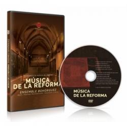 DVD Música de la Reforma
