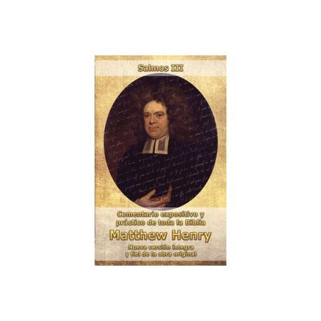 Salmos (Tomo III) Matthew Henry