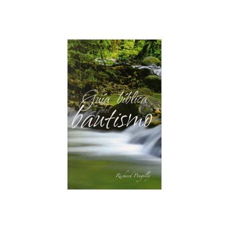 Guía bíblica del bautismo