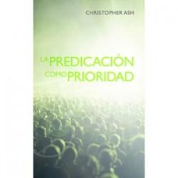 La predicación como prioridad