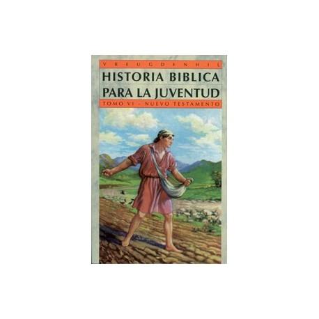 Historia bíblica para la juventud (N.T.) Tomo VI