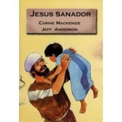 Jesús sanador (Biblia viva)