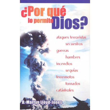 Por qué lo permite Dios?