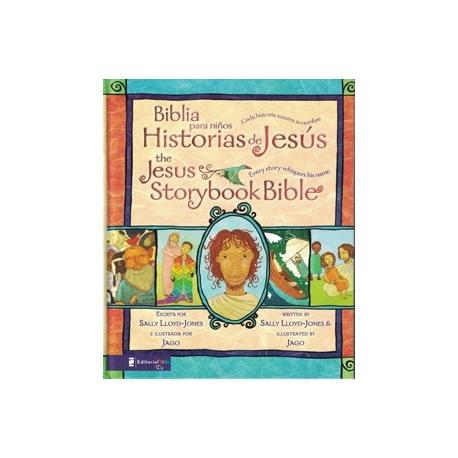 Historias Bíblicas de Jesús