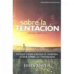 Sobre la tentación - Con guía de estudio