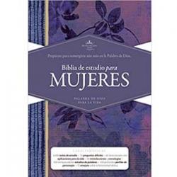 Biblia de Estudio Para Mujeres, RVR60