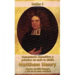 Isaías (Tomo I) Matthew Henry