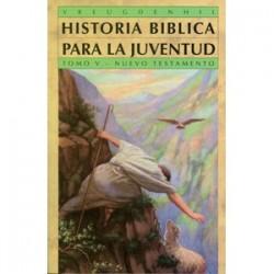 Historia bíblica para la juventud (N.T.) Tomo V
