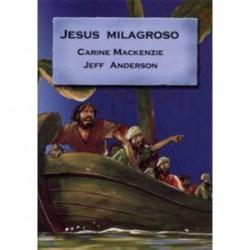 Jesús milagroso (Biblia viva)