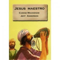 Jesús maestro (Biblia viva)