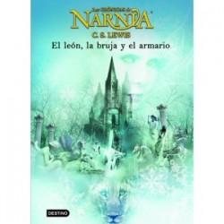 El león, la bruja y el armario. Las Crónicas de Narnia -Tomo 2