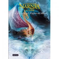 La travesía del Viajero del Alba. Las Crónicas de Narnia - Tomo 5