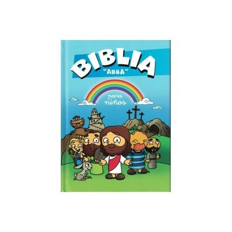 """Biblia """"Abba"""" para niños"""