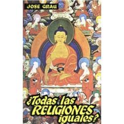 ¿Todas las RELIGIONES iguales?
