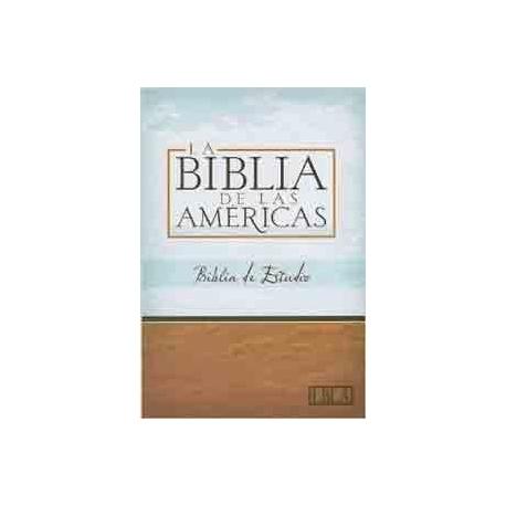 Bíblia de las Américas (edición de estudio)