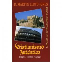 Cristianismo auténtico. Tomo 5