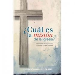 ¿Cuál es la misión de la iglesia?