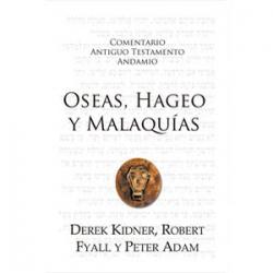 Comentario AT Oseas, Hageo y Malaquías