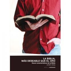 La Biblia, más deseable que el oro