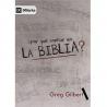 ¿Por qué confiar en la Biblia?
