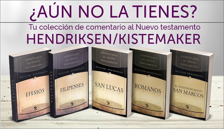 colección Hendriksen nuevo testamento