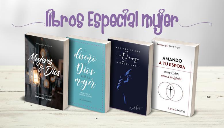libros mujeres Cristianas
