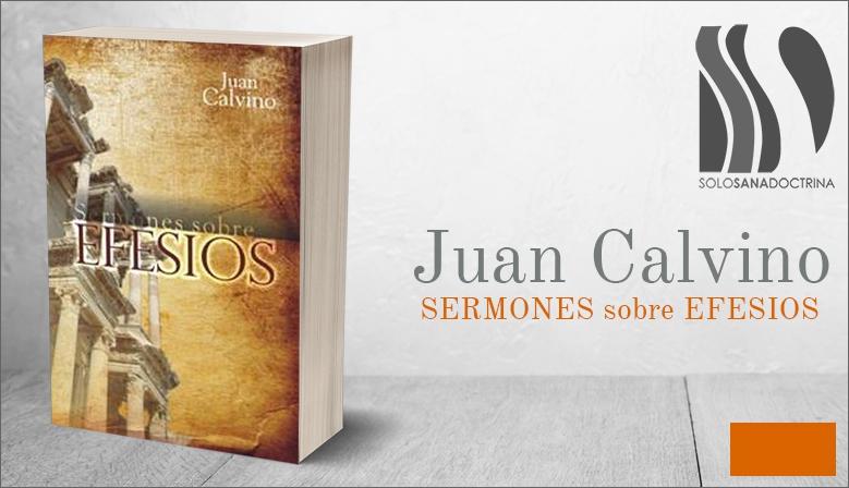 Comentario Efesios de Calvino
